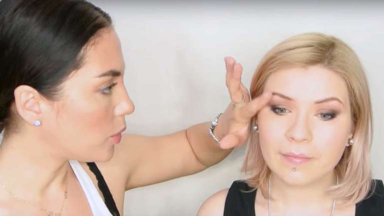 Makeup pentru ochelari feat MARIPOSA