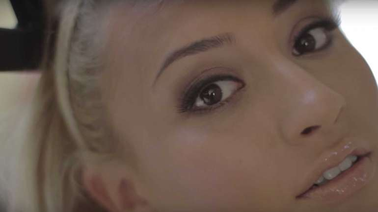 Machiaj de mireasa: soft smoky eye – PROBA cu produse MAC